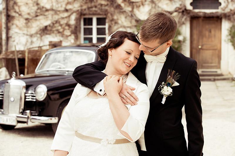 Brautpaar 20er twenties