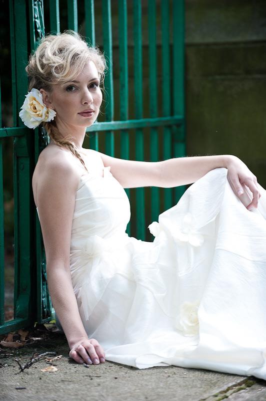 Braut After-Wedding-Shoot After-Wedding Brautstyling Make-up-Artist